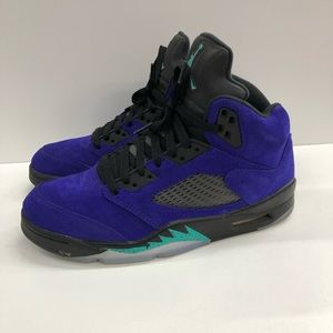 Nike Jordan V Alternate grape (8)